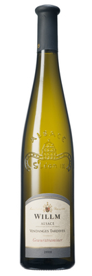 Alsace - Maison Willm - Gewurztraminer Vendanges Tardives 2011
