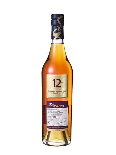 Rhum - Savana Agricole 12 ans - Finition Porto - Single Cask 2005